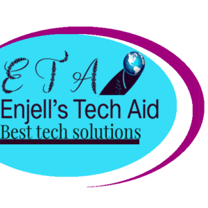 Enjells Tech Aid Logo